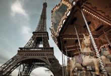 Фотообои 1-602 Carrousel de Paris
