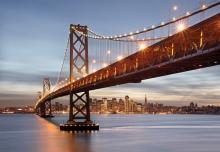 Фотообои 8-733 Bay Bridge